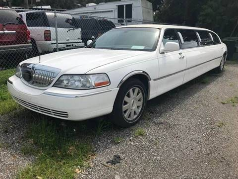 2003 Lincoln Town Car For Sale In Tampa Fl Carsforsale Com