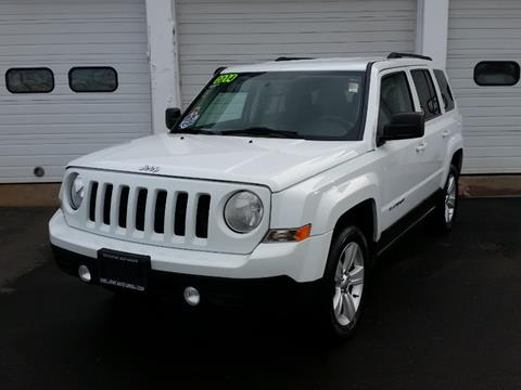 2014 Jeep Patriot for sale in Berlin, CT