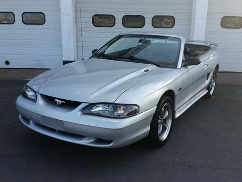1998 Ford Mustang for sale in Berlin, CT