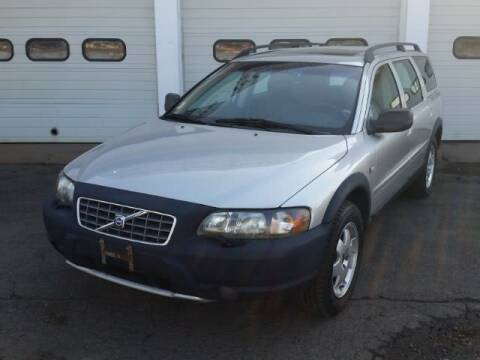 2001 Volvo V70 XC for sale at Action Automotive Inc in Berlin CT