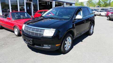 2008 Lincoln MKX for sale at Action Automotive Inc in Berlin CT