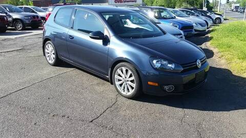 2013 Volkswagen Golf for sale at Action Automotive Inc in Berlin CT