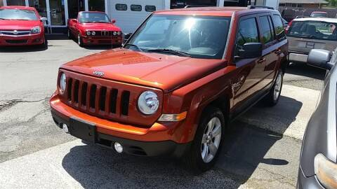 2012 Jeep Patriot Latitude for sale at Action Automotive Inc in Berlin CT