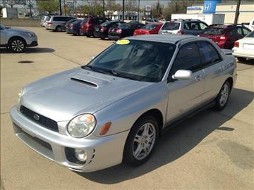 2002 Subaru Impreza for sale in Ferndale, MI