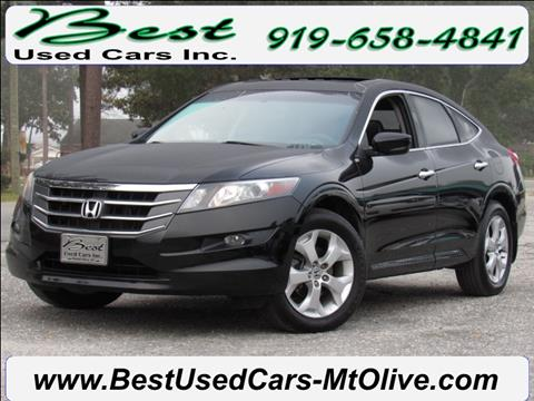 2010 Honda Accord Crosstour for sale in Mount Olive, NC