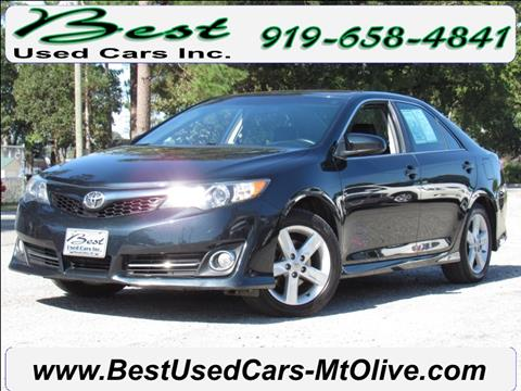 2014 Toyota Camry for sale in Mount Olive, NC