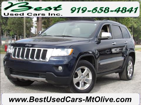 2013 Jeep Grand Cherokee for sale in Mount Olive, NC