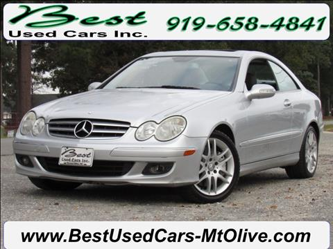 2009 Mercedes-Benz CLK for sale in Mount Olive, NC