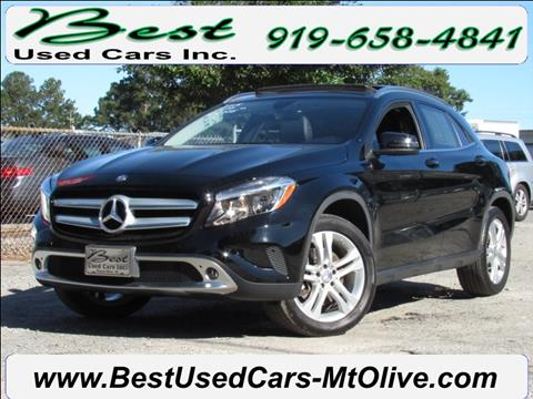 2015 Mercedes-Benz GLA for sale in Mount Olive, NC
