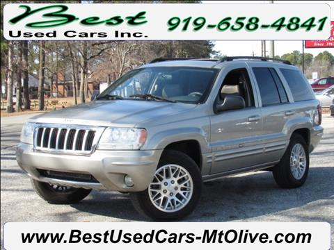 used 2004 jeep grand cherokee for sale in north carolina. Black Bedroom Furniture Sets. Home Design Ideas