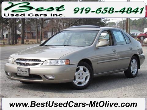2000 Nissan Altima For Sale in North Carolina - Carsforsale.com