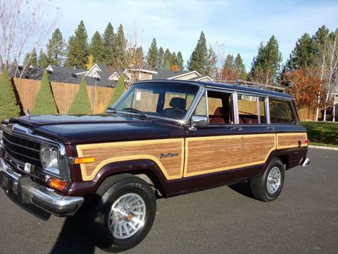 1991 Jeep Wagoneer for sale in Mount Olive, NC