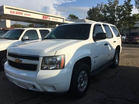 2009 Chevrolet Tahoe for sale in Eufaula, AL