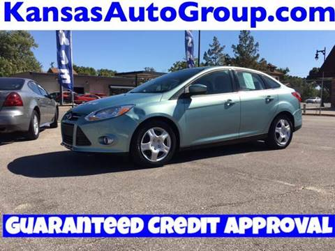 2012 Ford Focus for sale in Wichita, KS