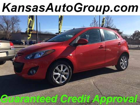 2013 Mazda MAZDA2 for sale in Wichita, KS