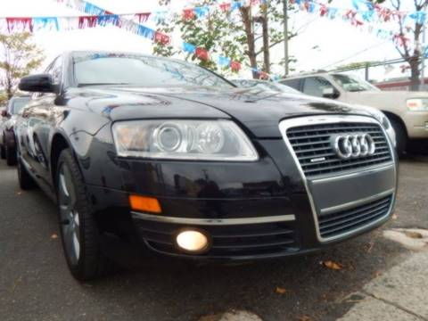 2007 Audi A6 for sale in Jersey City, NJ