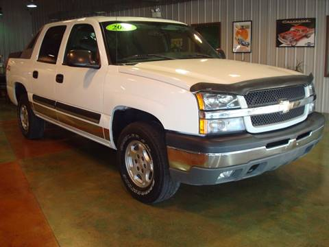 2004 Chevrolet Avalanche for sale in Mchenry, IL
