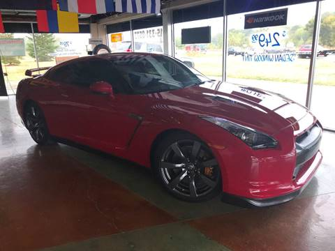 2009 Nissan GT-R for sale in Mchenry, IL