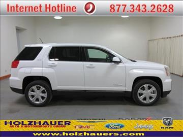 2017 GMC Terrain for sale in Nashville, IL
