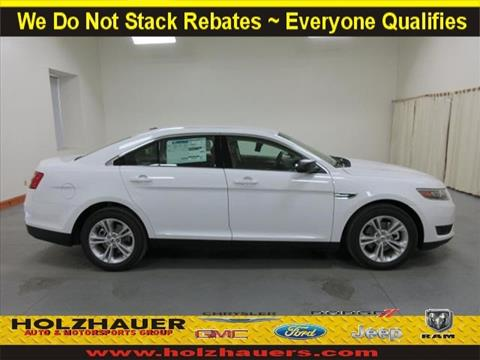 2017 Ford Taurus for sale in Nashville, IL