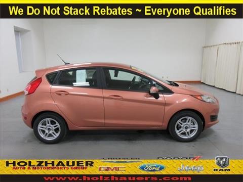 2017 Ford Fiesta for sale in Nashville, IL