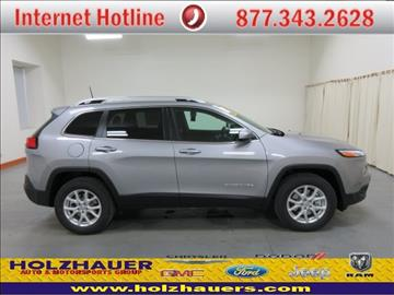 2017 Jeep Cherokee for sale in Nashville, IL