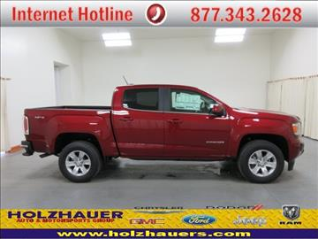 2017 GMC Canyon for sale in Nashville, IL