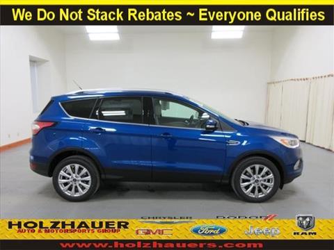 2017 Ford Escape for sale in Nashville, IL