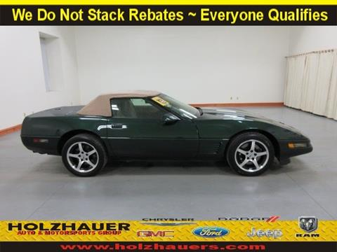 1996 Chevrolet Corvette for sale in Nashville, IL