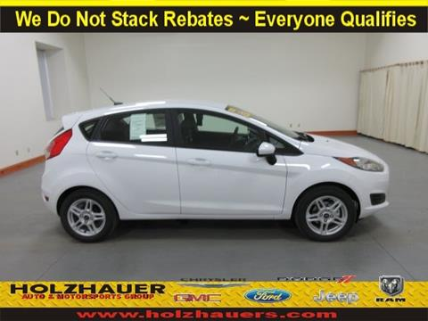 2017 Ford Fiesta for sale in Nashville, IL