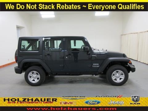 2018 Jeep Wrangler Unlimited for sale in Nashville, IL