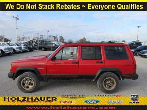 1996 Jeep Cherokee for sale in Nashville, IL