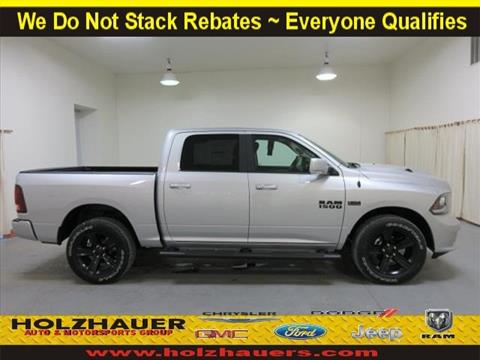 2017 RAM Ram Pickup 1500 for sale in Nashville, IL