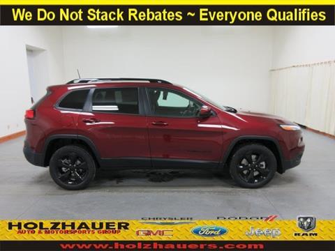 2018 Jeep Cherokee for sale in Nashville, IL