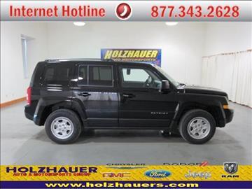 2017 Jeep Patriot for sale in Nashville, IL