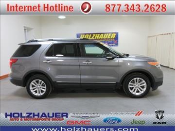 2014 Ford Explorer for sale in Nashville, IL