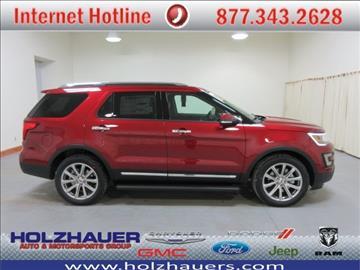 2017 Ford Explorer for sale in Nashville, IL