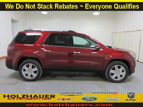 2017 GMC Acadia Limited for sale in Nashville, IL