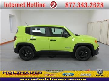 2017 Jeep Renegade for sale in Nashville, IL