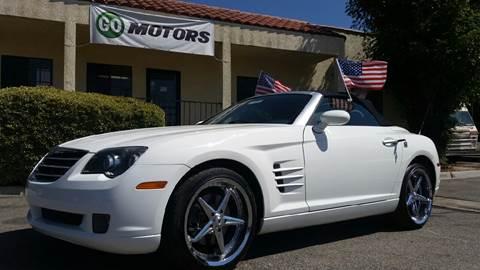 2005 Chrysler Crossfire for sale in Hemet, CA