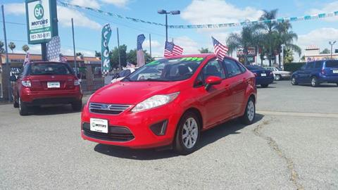 2012 Ford Fiesta for sale in Hemet, CA