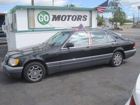 1995 Mercedes-Benz S-Class for sale in Hemet, CA