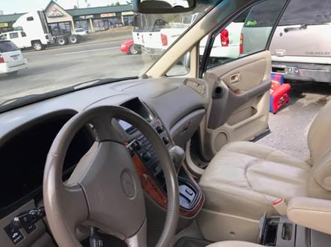 2000 Lexus RX 300 for sale in Lynnwood, WA