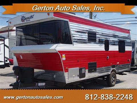 2018 Heartland Terry Classic V21 for sale in Mount Vernon, IN