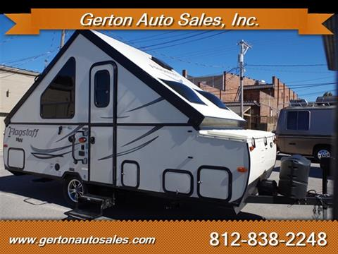 2018 Flagstaff T21TBHW for sale in Mount Vernon, IN