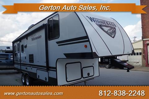 2020 Winnebago Micro Minnie 2405RL for sale in Mount Vernon, IN