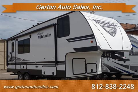 2020 Winnebago Micro Minnie 2405RG for sale in Mount Vernon, IN