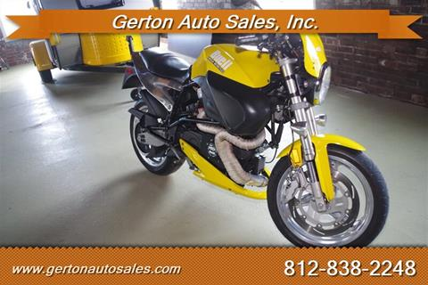 2000 Buell X1 Lightning for sale in Mount Vernon, IN