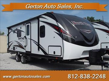 2017 Heartland North Trail 22FBS for sale in Mount Vernon, IN