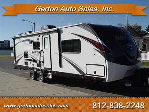 2017 Heartland North Trail 26BRLS King Calibe for sale in Mount Vernon, IN